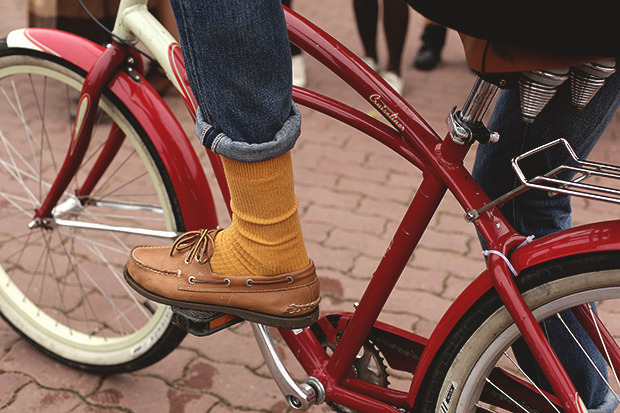 Детали: Репортаж с велозаезда Tweed Ride Moscow. Изображение № 45.