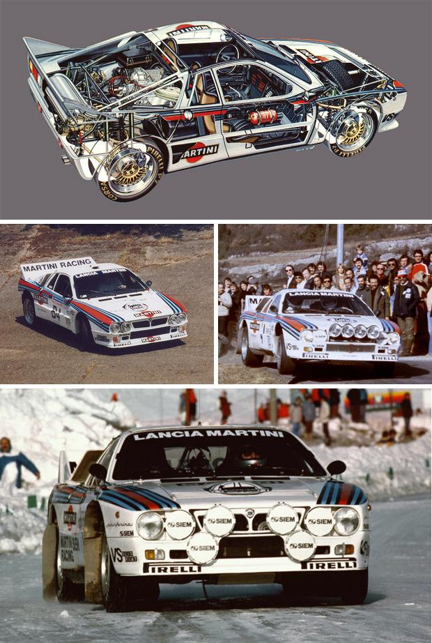 Гид по достижениям Lancia: 8 фантастических машин, опередивших свое время. Изображение № 11.