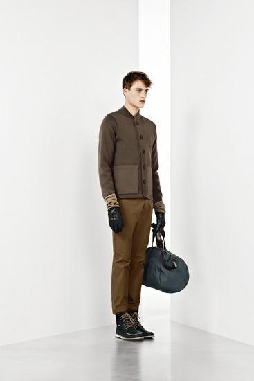 Марка Lacoste представила осеннюю коллекцию одежды. Изображение № 6.