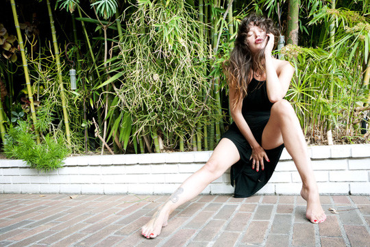 Актриса Пас де ла Уэрта снялась у Терри Ричардсона. Изображение № 4.