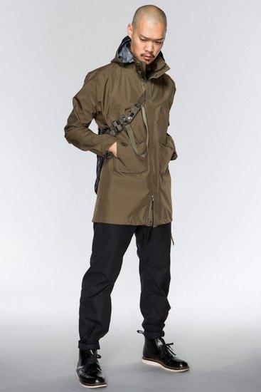Немецкая марка Acronym опубликовала лукбук весенней коллекции одежды. Изображение № 5.