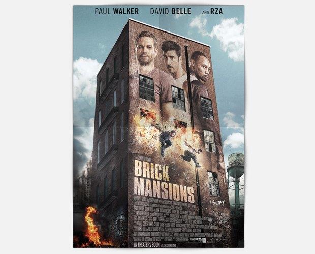 Трейлер дня: «Кирпичный особняк». Пол Уокер в ремейке «Тринадцатого района» Люка Бессона. Изображение № 1.