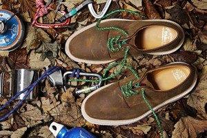 Марка Tricker's и магазин Tres Bien представили совместную модель ботинок. Изображение № 6.