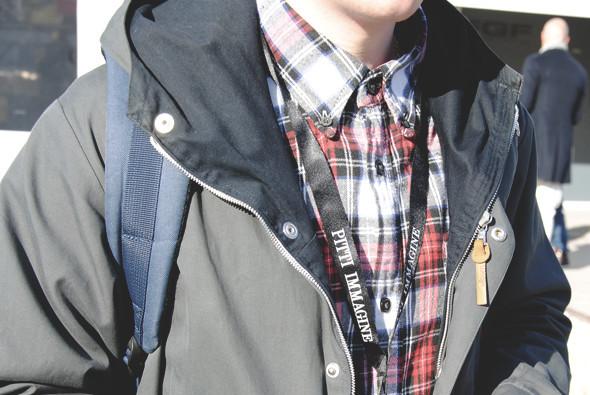 Детали: Репортаж с выставки мужской одежды Pitti Uomo. День первый. Изображение № 45.