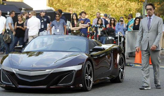 Автомобиль Тони Старка из фильма «Мстители» появится в продаже. Изображение № 3.