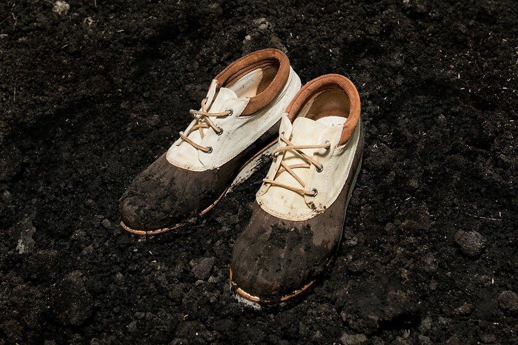 Ревизия: Непромокаемые ботинки в московской грязи. Изображение № 8.