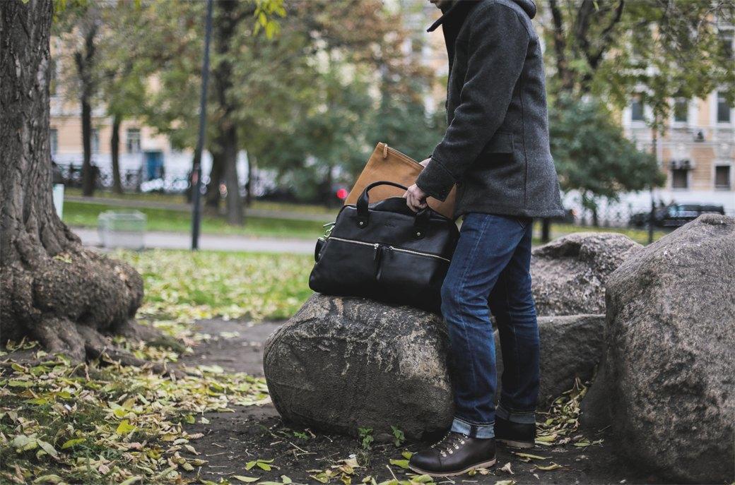 Новая марка: Кожаные сумки и аксессуары Ray Button. Изображение № 5.