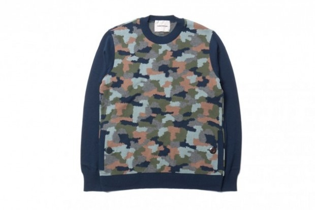Марка Undercover выпустила вторую часть осенней коллекции одежды. Изображение № 6.
