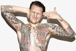 Как татуировки стали частью массовой культуры: Все статьи FURFUR о новых стилях и героях. Изображение № 10.