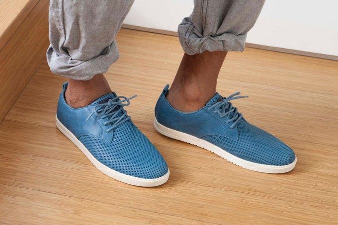 Марка Clae выпустила весеннюю коллекцию обуви. Изображение № 7.