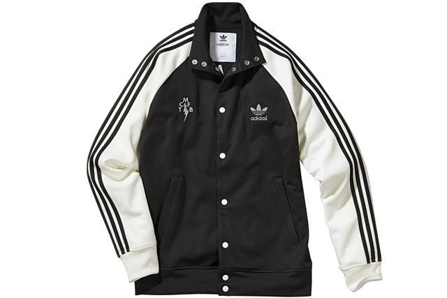 Марка Adidas и дизайнер Марк МакНейри представили совместную коллекцию одежды. Изображение № 16.