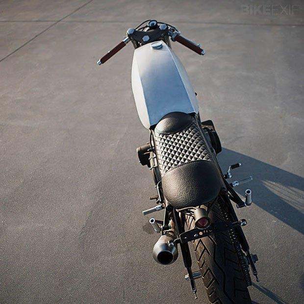 Мастерская Wrenchmonkees представила новый кастом на базе мотоцикла Laverda. Изображение № 6.