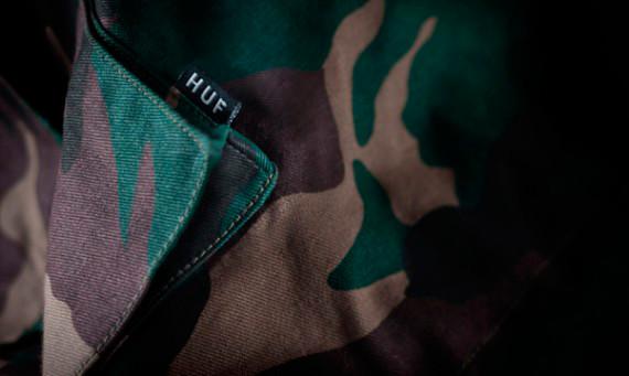 Калифорнийская марка Huf выпустила вторую часть весенней коллекции одежды. Изображение № 2.