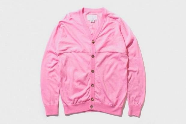 Японская марка Nanamica выпустила осеннюю коллекцию одежды. Изображение № 14.