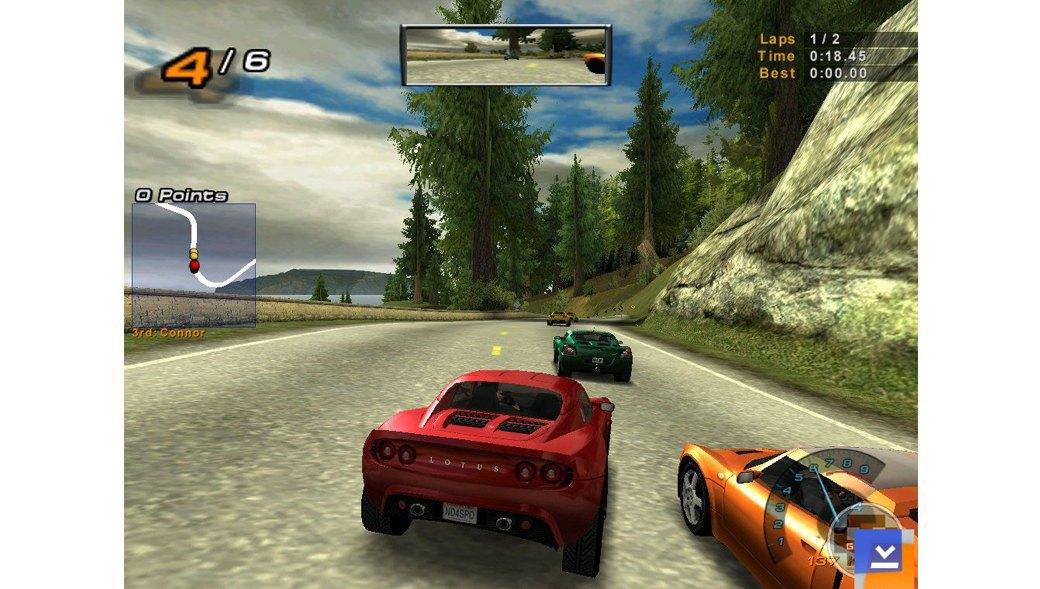 Need for Speed III: Hot Pursuit . Изображение № 9.