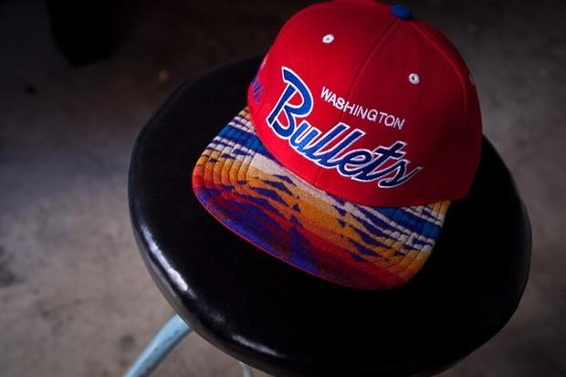 Genesis Project совместно с Pendleton выпустили коллекцию кепок с символикой команд НБА. Изображение № 1.
