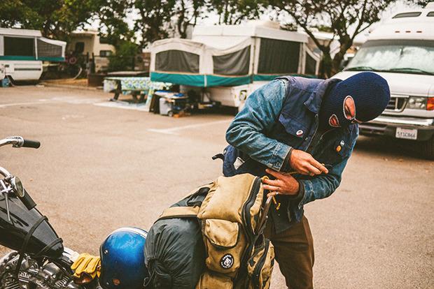 Фоторепортаж создателей марки Brixton из их путешествия по Калифорнии. Изображение № 7.
