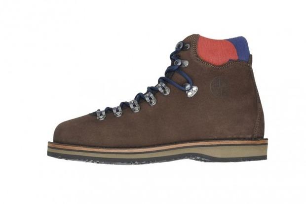 Итальянские марки Stone Island и Diemme представили совместную коллекцию обуви. Изображение № 6.
