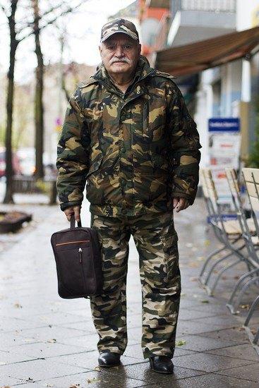 Харизматичный турок Али каждый день демонстрирует новый лук в блоге на Tumblr. Изображение № 5.