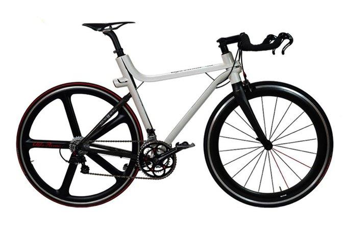 Alfa Romeo и Compagnia Ducale выпустили карбоновый велосипед IFD 4C. Изображение № 2.