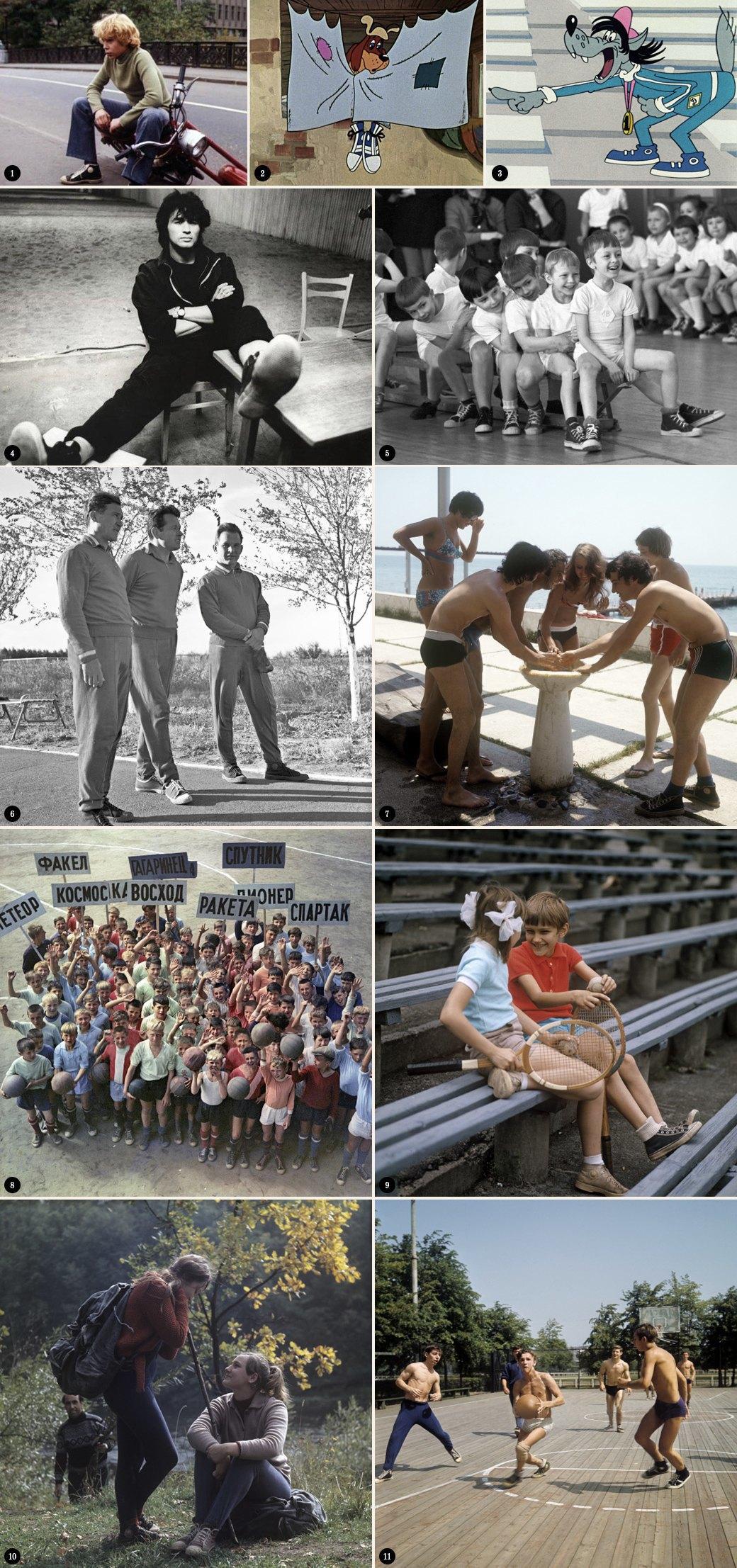 Кеды: История самой простой спортивной обуви в мире и СССР. Изображение № 11.