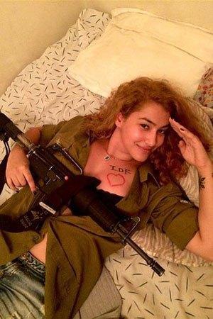 В Израиле собирают обнажённые селфи в поддержку местной армии. Изображение № 5.