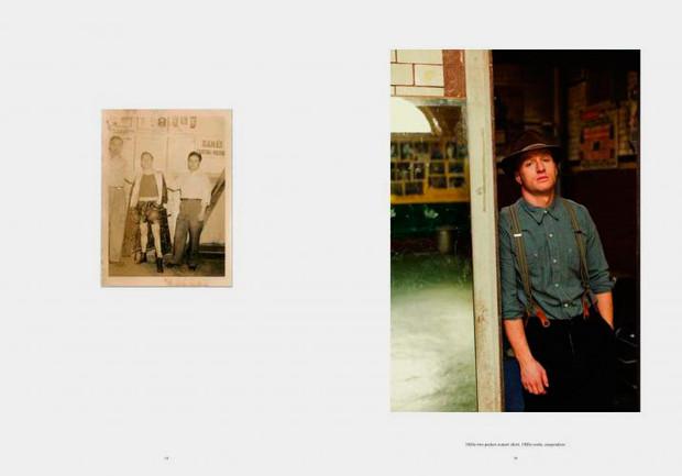 Марка Levi's Vintage Clothing выпустила лукбук осенней коллекции одежды. Изображение № 9.