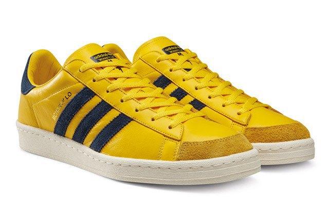 Марка Adidas и дизайнер Марк МакНейри представили совместную коллекцию одежды. Изображение № 7.