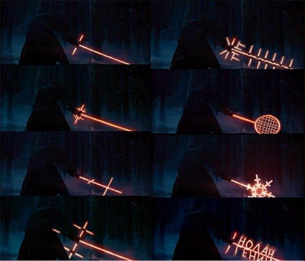 Как интернет отреагировал на световой меч из «Звёздных войн». Изображение № 1.