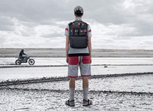 Марки Moncler и White Mountaineering анонсировали новую коллекцию одежды. Изображение № 13.