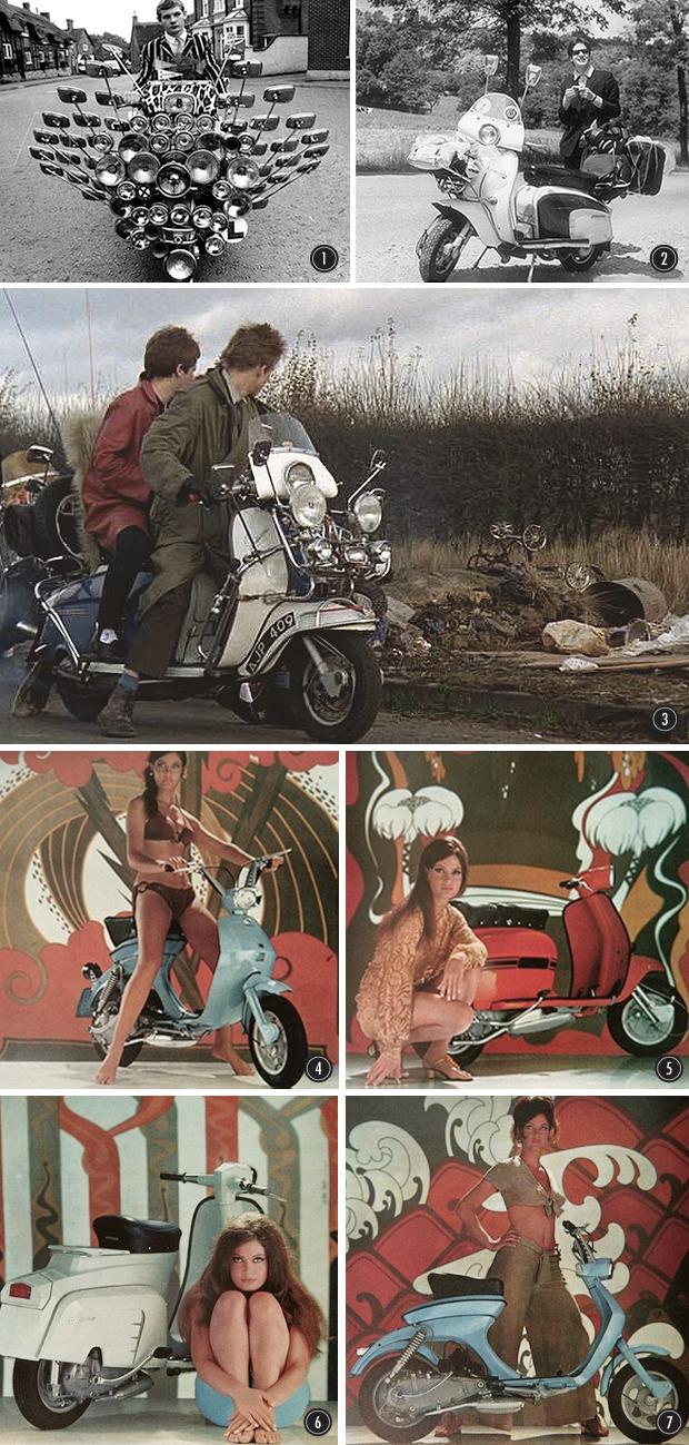 Малым ходом: История расцвета и банкротства легендарной марки мотороллеров Lambretta. Изображение № 7.