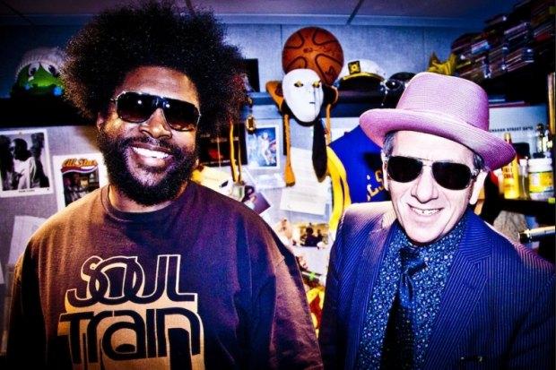 Элвис Костелло и хип-хоп-коллектив The Roots выпустят совместный альбом в сентябре. Изображение № 1.