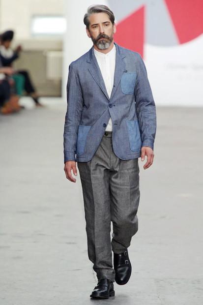 Марка Oliver Spencer выпустила летнюю коллекцию одежды. Изображение № 19.