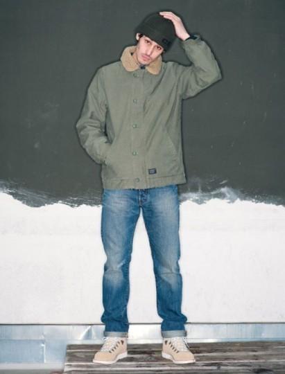 Американская марка Carhartt выпустила осеннюю коллекцию одежды. Изображение № 21.