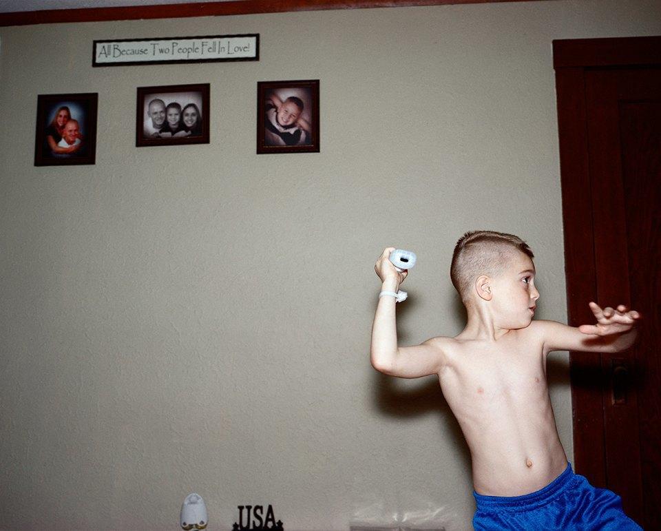 Семейный альбом: Как устроена бытовая жизнь американских военных . Изображение № 3.