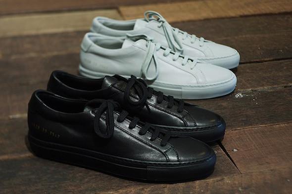 Летняя коллекция обуви марки Common Projects. Изображение № 2.
