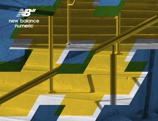 New Balance запустят линейку скейтерской обуви. Изображение № 1.