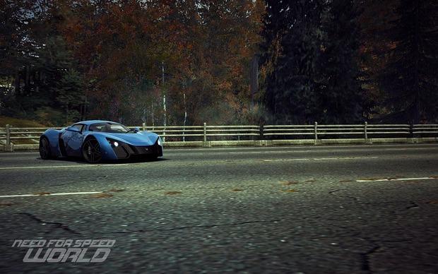 Российский спорткар Marussia B2 появится в игре Need for Speed World. Изображение № 3.