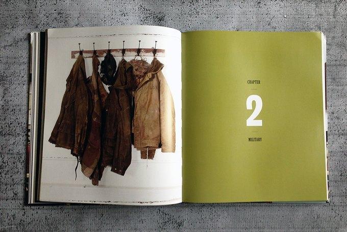 Vintage Menswear: Фотоархив винтажной одежды в формате книги. Изображение № 6.