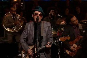 Элвис Костелло и хип-хоп-коллектив The Roots выпустят совместный альбом в сентябре. Изображение № 3.