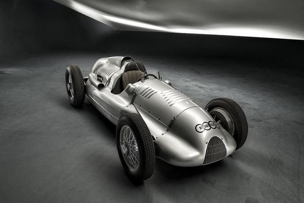 Уникальный болид Audi Auto Union 1939 года вернулся в Германию. Изображение № 2.