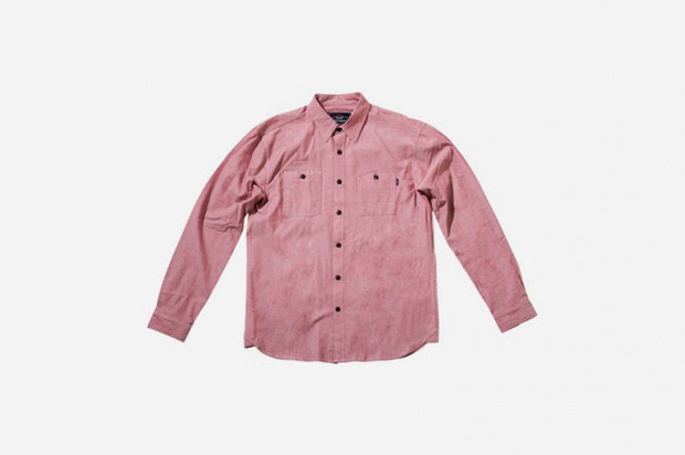 Марка Huf выпустила вторую часть осенней коллекции одежды. Изображение № 6.