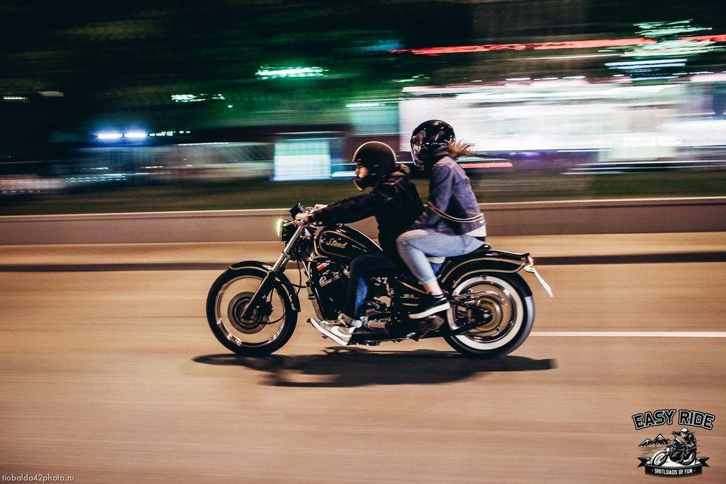 Easy Ride: Новый сезон проекта и видео с ночного заезда. Изображение № 1.