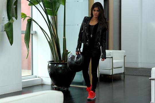 Ронни Фиг совместно с Asics представил новую модель кроссовок. Изображение № 7.