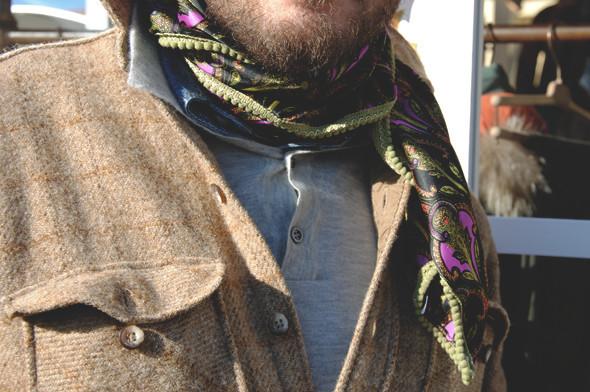 Детали: Репортаж с выставки мужской одежды Pitti Uomo. День второй. Изображение № 32.
