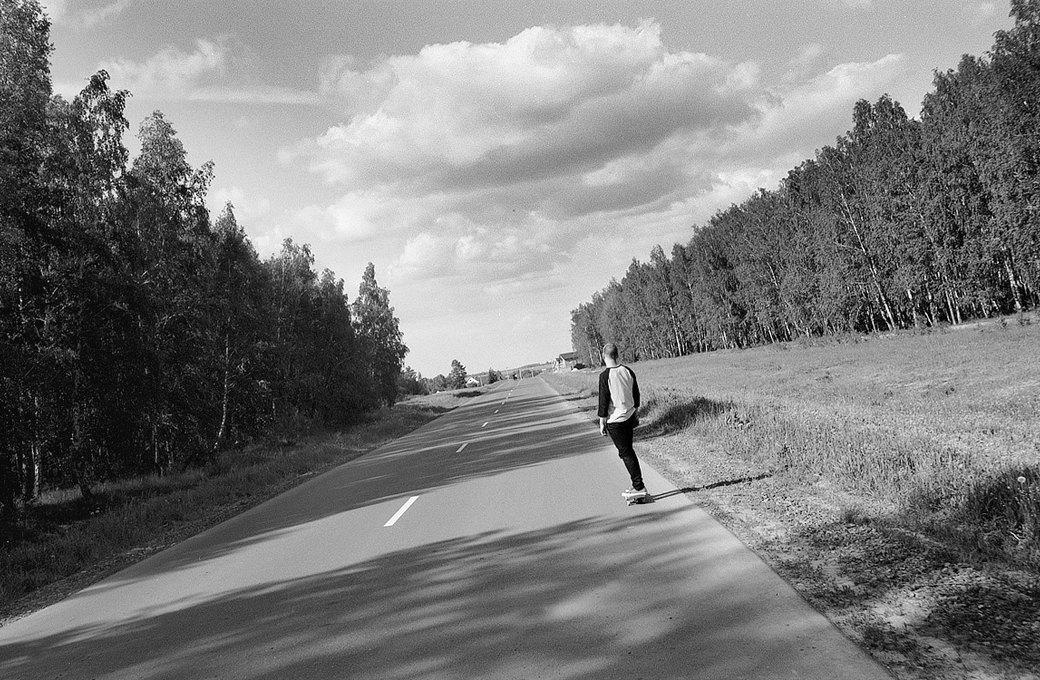 Фотоблог скейтера: Алексей Лапин о скейт-лагере в Сибири. Изображение № 3.