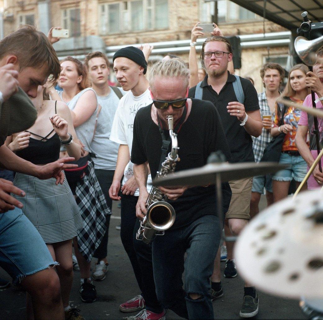 Фоторепортаж: Фестиваль «Боль» . Изображение № 16.