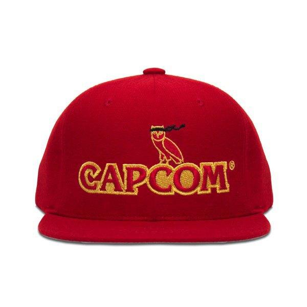 Дрейк и разработчик видеоигр Capcom выпустили коллекцию одежды. Изображение № 4.