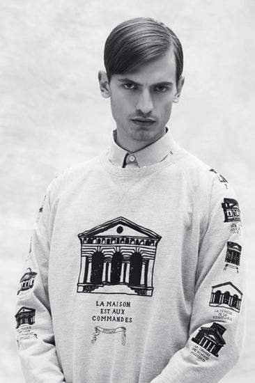 Датская марка Soulland представила весеннюю коллекцию одежды. Изображение № 5.