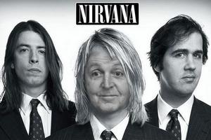 Пол Маккартни отыграл концерт в качестве фронтмена Nirvana. Изображение № 1.